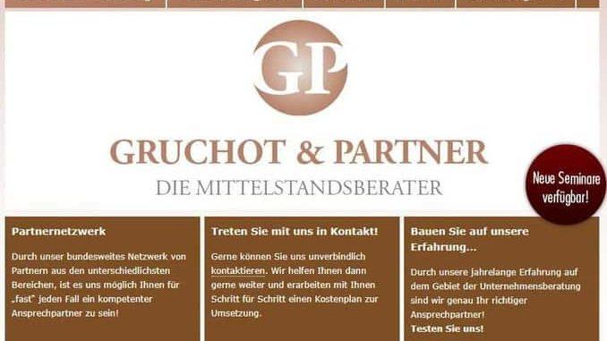 Mittelstandsberatung aus Sachsen Gruchot & Partner
