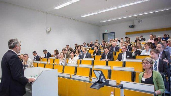 """Fachtagung """"Bausteine der Willkommenskultur"""" an der Hochschule Harz."""