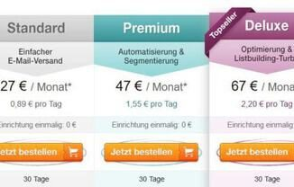 Klick Tipp E-Mail Marketing mit Facebook