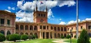 Ausreisen nach Paraguay