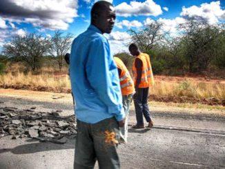 Kenia Wirtschaft Arbeiter