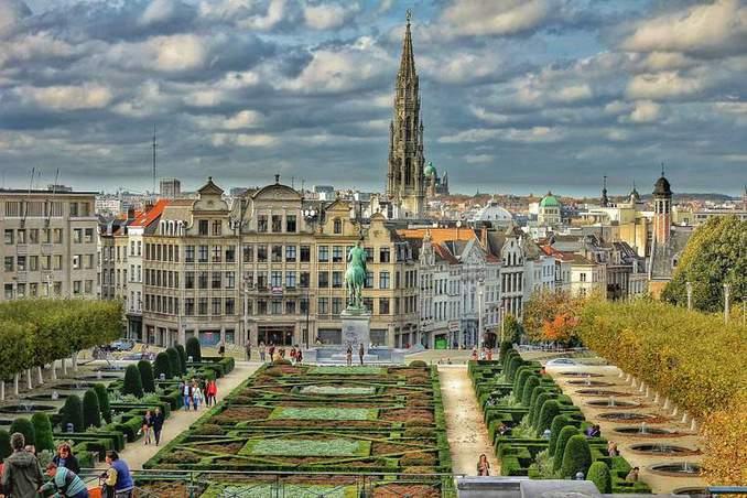 Brüssel: Hauptstadt Europas