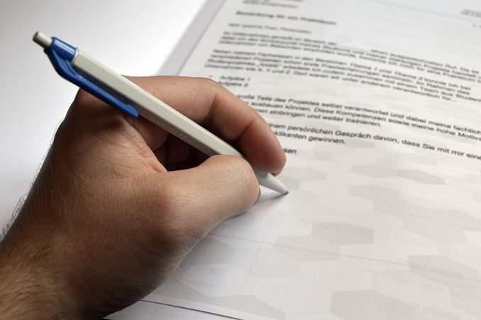 Jobsuche Bewerbung schreiben