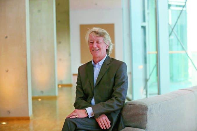 Christian DuMont Schütte, Aufsichtsratsvorsitzender von DuMont