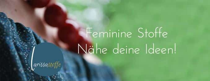 Feminine Mode von Larissastoffe