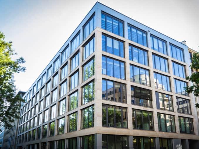 Gebäude Berliner Verlag