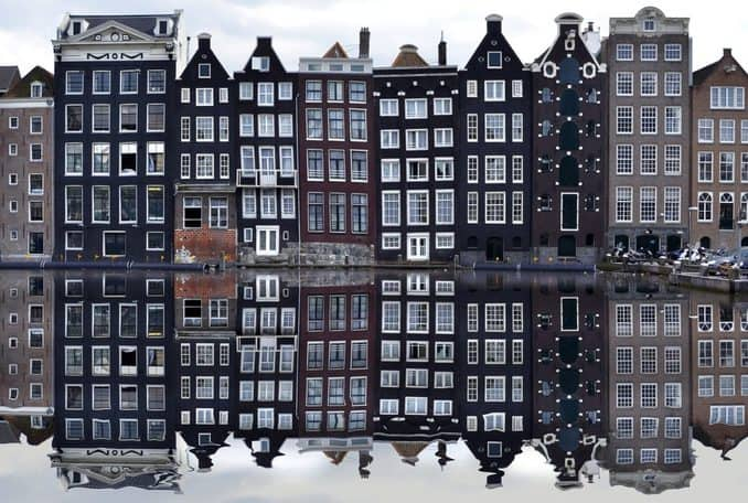 außergewöhnliche Architektur