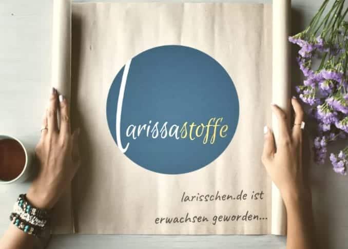 Stoffe kaufen bei larissastoffe