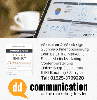 SEO Suchmaschinenoptimierung Dresden
