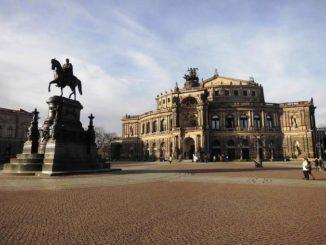 Semperoper Führungen in Dresden