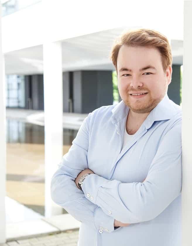 Geschäftsführer Marc Costea