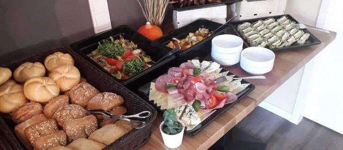 Frühstück in Dresden bei Girrbach