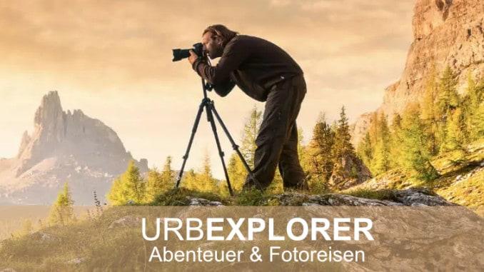 URBEXPLORER