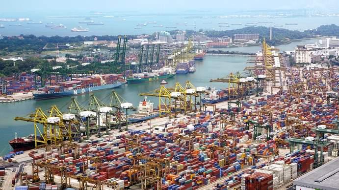 Logistik-Industrie